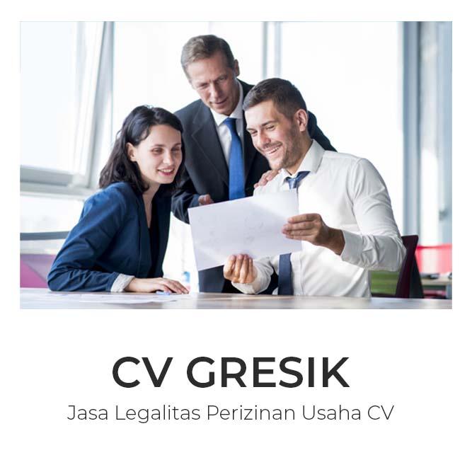 jasa pengurusan CV Gresik