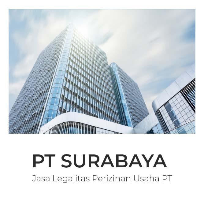 Jasa Pengurusan PT Surabaya