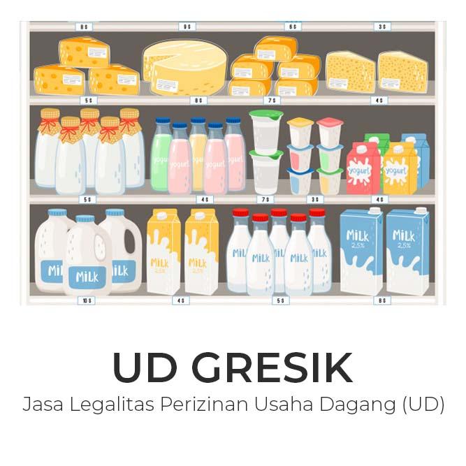 jasa pengurusan UD Gresik