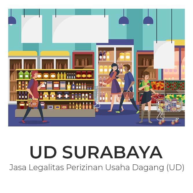 jasa pengurusan UD Surabaya
