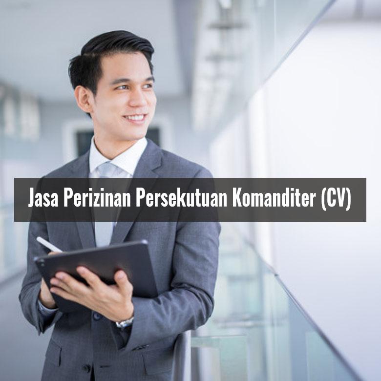 jasa perizinan Persekutuan Komanditer CV
